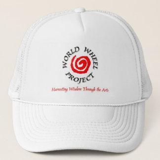 Weltrad-Projekt-Logo 1/Hat Truckerkappe