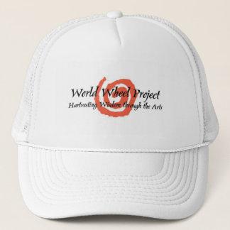 Weltrad-Projekt-Logo 2/Hat Truckerkappe