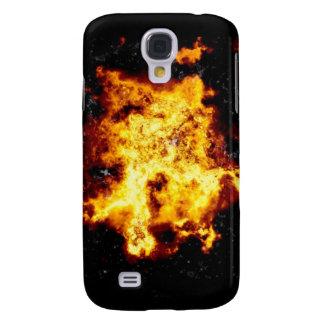 Weltraum-Wolken-Explosions-Telefon-Kasten Galaxy S4 Hülle