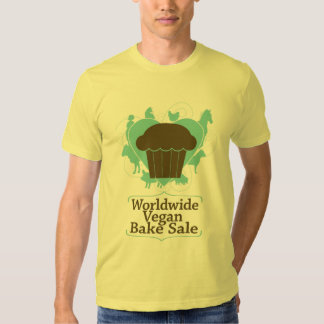 Weltweites veganes backen Verkaufs-Shirt durch Jes Shirts