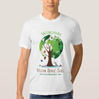 Weltweites veganes backen Verkaufs-Shirt durch Rea Tshirt