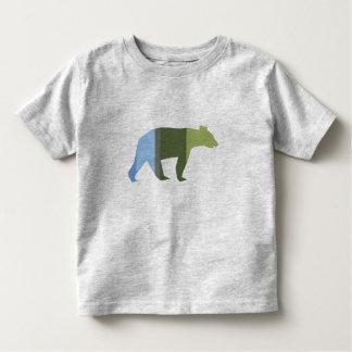 Wenig Bär Kleinkind T-shirt