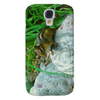 Wenig Chipmunk Galaxy S4 Hülle