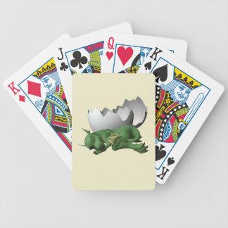 Wenig Drache Poker Karten
