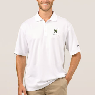 Wenig Drache Polo Shirt