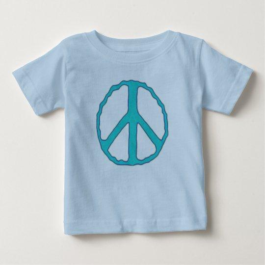 Wenig Friedenshändler Baby T-shirt