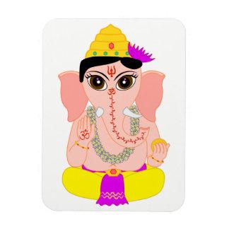 Wenig Ganesha Magnet
