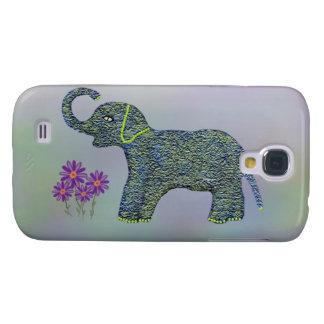 Wenig Jade-Elefant Galaxy S4 Hülle