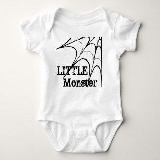 Wenig Monsterhalloween onsie Baby Strampler