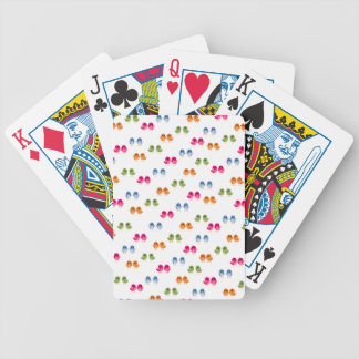 Wenig Piepmatz-Muster Spielkarten