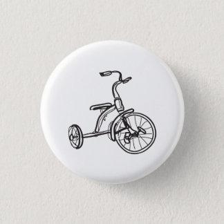 wenig trike Knopf Runder Button 3,2 Cm