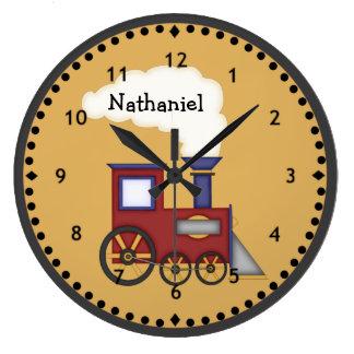 Wenig Zug-Motor-Wand-Uhr Große Wanduhr