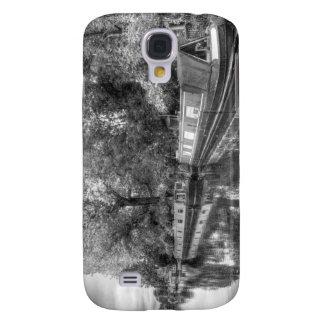 Wenige schmale Boote Venedigs Galaxy S4 Hülle