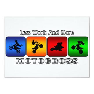 Weniger Arbeit und mehr Motocross Karte