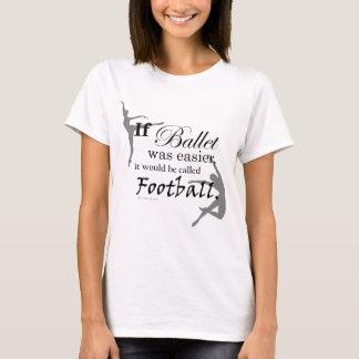 Wenn Ballett war… Baby - Puppe T - Shirt