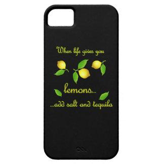 Wenn das Leben Ihnen Zitronen gibt Etui Fürs iPhone 5