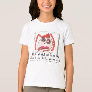 Wenn ich 100 bin T-Shirt