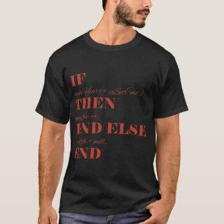 Wenn Ihr Herz T-Shirt