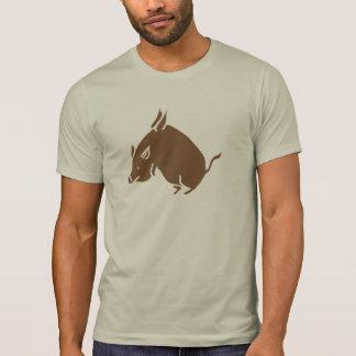 wenn Schweine lustigen T - Shirtentwurf fliegen T-Shirt