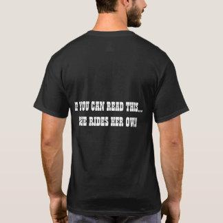 Wenn Sie dieses lesen können… T-Shirt