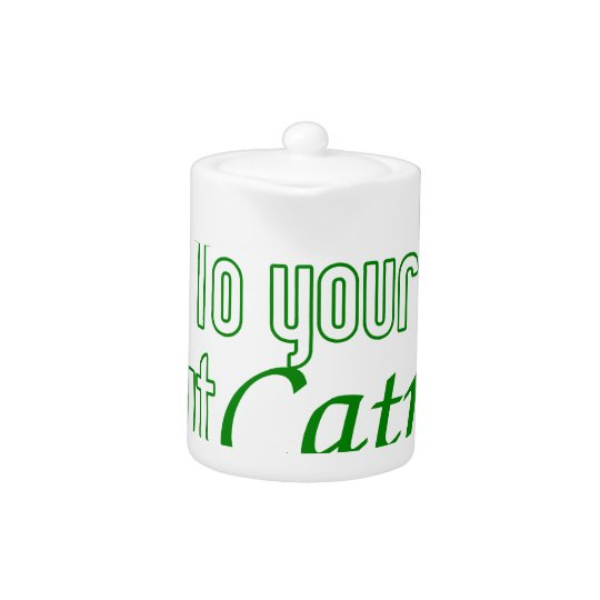 Wenn Sie nicht mit Ihrer Katze über Katzenminze