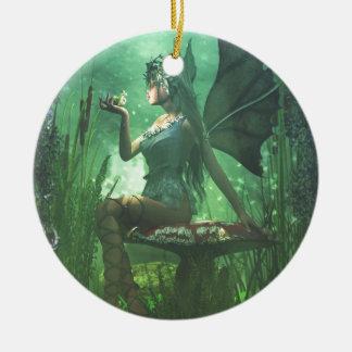 Wenn Sie wollen, um einen hübschen Prinzen zu Keramik Ornament