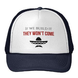 wenn wir es errichten, kommen sie nicht netzkappen