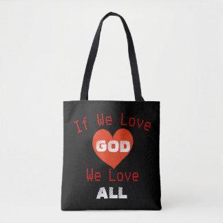 Wenn wir Liebe Tasche