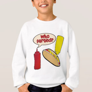 Wer Farted? Sweatshirt