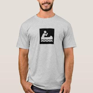 wer in meinem Kanu ist T-Shirt