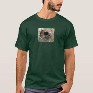 Wer ist der Truthahn? - Shirt