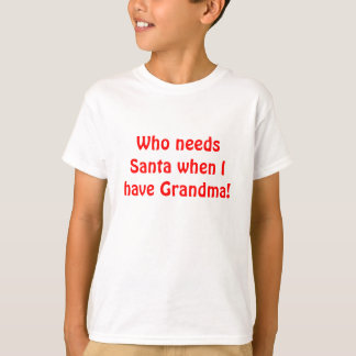 Wer Sankt benötigt T-Shirt
