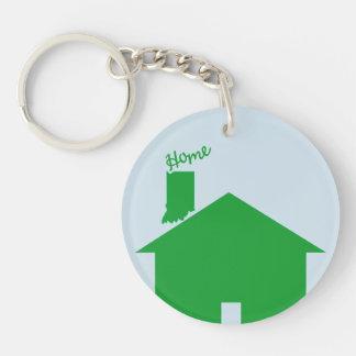 Wer YER-Zuhause? Schlüsselanhänger