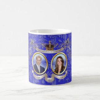 Werden es tun Sie+Kate, der Memorbilia Tassen