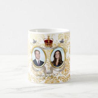 Werden es tun Sie+Kate Hochzeit, DIY Farbe!! Tee Haferl