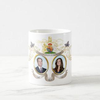 Werden es tun Sie+Kate Hochzeit, DIY Tasse
