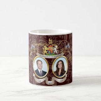 Werden es tun Sie+Kate Hochzeit, kundenspezifische Tasse
