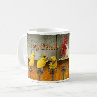 Werden Sie Bullas-Tasse/tipsy Küken Kaffeetasse