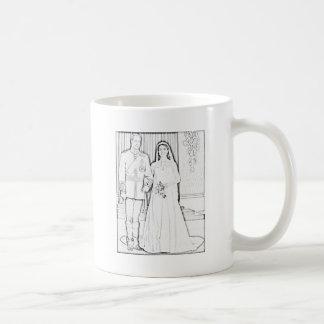 Werden Sie und kate Hochzeit Kaffee Tasse