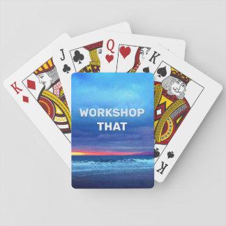 Werkstatt das spielkarten