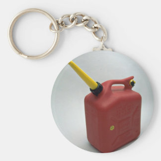 Werkzeuge des roten Geschäftsgases können Schlüsselanhänger