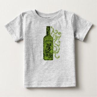 Wermut-Flaschen-Wirbel Baby T-shirt