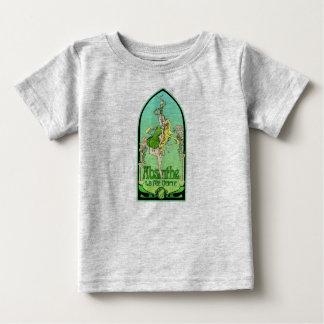 Wermut-Kunst Nouveau Baby T-shirt