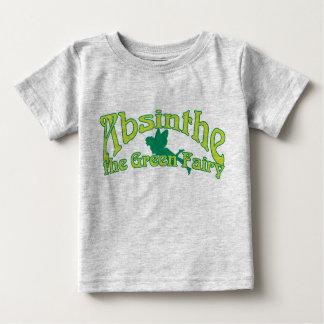 Wermut-Text die grüne Fee Baby T-shirt