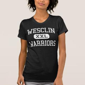 Wesclin - Krieger - hoch - Trenton Illinois T-Shirt