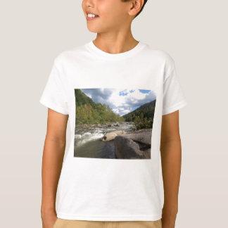West- Virginiafluss-Szene T-Shirt