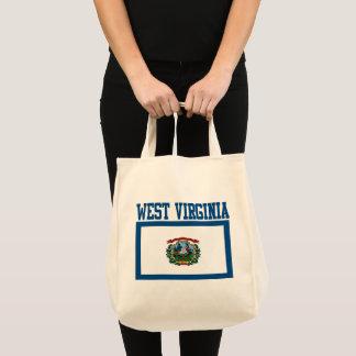 West- VirginiaStaats-Flaggen-Taschen-Tasche Tragetasche