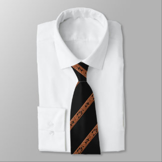Western bearbeitete ledernen Druck Individuelle Krawatte