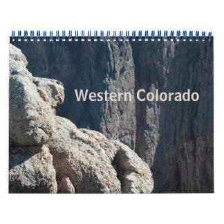 Western-Colorado-Foto-Kalender Kalender