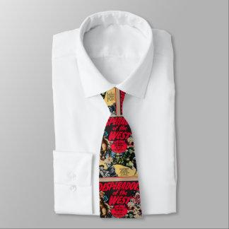 Western-Krawatten-Desperados des Westfilms Individuelle Krawatte
